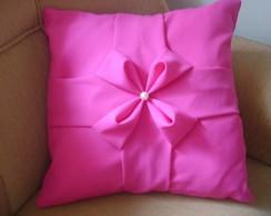 Almofada Capiton� Rosa Pink ref 135