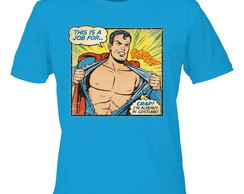 Camisa Masculina Superman
