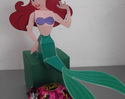 Caixinha Cubo Ariel