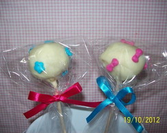 Cake Pop�s decorados