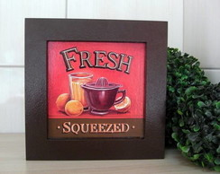 Mod2.Quadro Decorativo Fresh