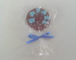 Pirulitos De Chocolate - Personalizado