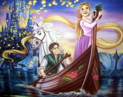 Painel Rapunzel