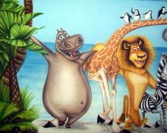 Painel Madagascar
