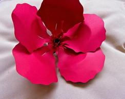 Flor de papel - Hibiscus