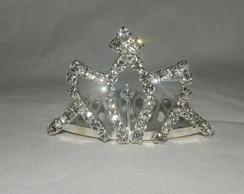 Mini Coroa Para Daminha Ou Debutante