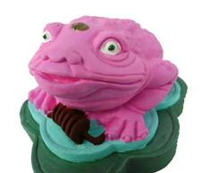 Sapinho da Fortuna - Frog Pink