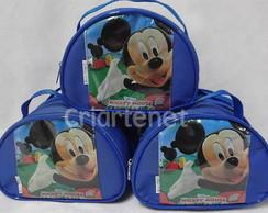 Meia Lua Mickey Minie