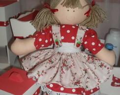 Boneca moranguinho Alicia