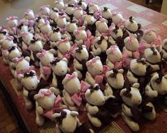 Turminha pronta p/ Festa ! Mini-ursinhos