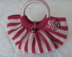 Bolsa  em croch�
