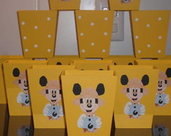 Cach�po M�dio Mickey Safari