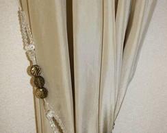 Abra�adeira de cortina fum�