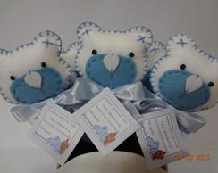 Ponteira ursinho azul beb�
