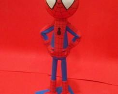 SPIDER MAN 3D EM EVA