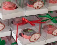 Cupcakes Moranguinho