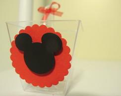 Copinho para brigadeiro Mickey ou Minnie