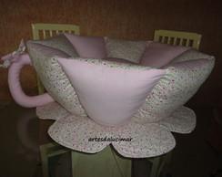 x�cara de tecido gigante