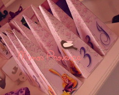Cone tema Rapunzel Enrolados