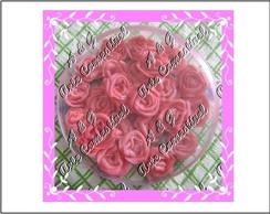Rosas de leite ninho