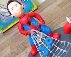 Topo personalizado homem aranha JP