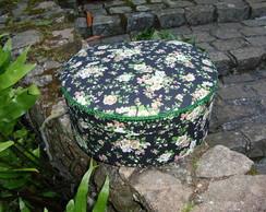 Caixa Multi Uso - Motivo Floral