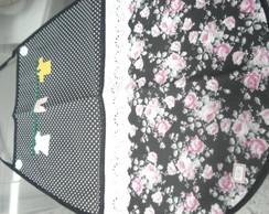 Avental para pregador de roupa