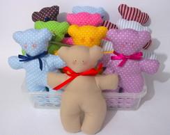 Lembran�a Urso (Kit com 10 ursos)