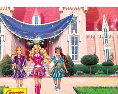 R�tulo Para Batom Da Barbie