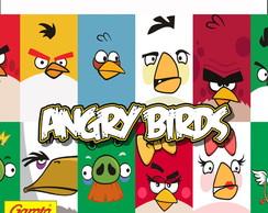 R�tulo Para Batom Angry Birds