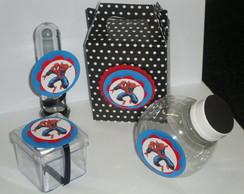 Kit festa Personalizada - Homem Aranha