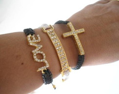 Mix Love,Pastilha,Cruz Macrame Ver�o 201