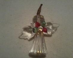 Anjinho de Natal em acr�lico