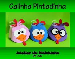 Chap�uzinho Galinha Pintadinha