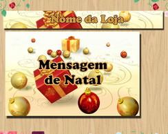 Kit Natal loja Elo 7