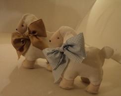 Lembrancinha Mini-ovelhinha !