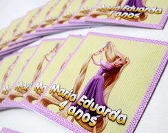 Capa para pirulito Rapunzel - Enrolados