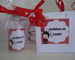 Kit Sacolinha Joaninha