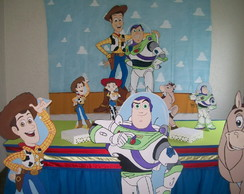 Mesas Tem�ticas Toy Story - MDF