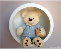 Enfeite para Porta de Maternidade - Urso