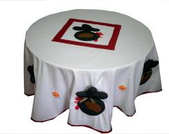 Toalha de mesa Galinha De Angola