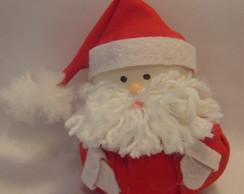 Lembrancinha sach� Papai Noel
