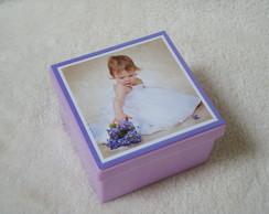 Caixa Personalizada - Foto Moldura