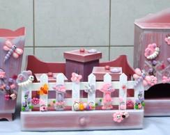 Kit Beb� rosa