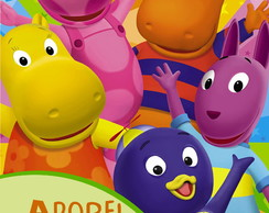 TAG BACKYARDIGANS 2