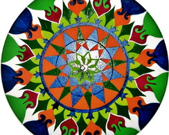 Mandala decorativa