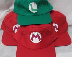 Bon� Mario Bros e Luigi