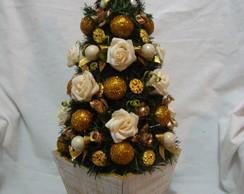 �rvore de Natal de Mesa