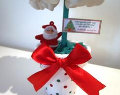 �rvore de Marshmallow de Natal