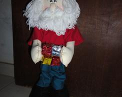 Papai Noel - Peso de Porta